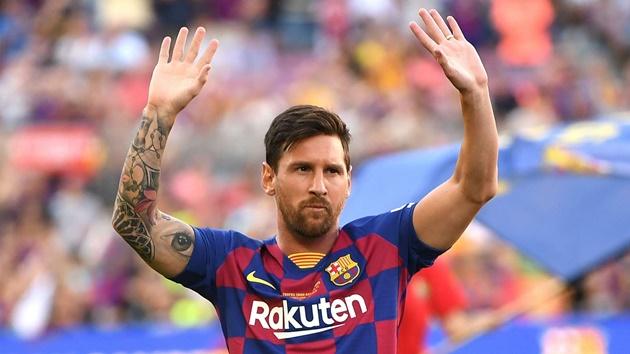 Chấn thương của Messi sẽ gióng lên hồi chuông báo động cho Barca - Bóng Đá