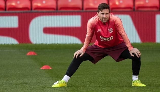 Valverde nói về sự thiếu vắng Messi - Bóng Đá