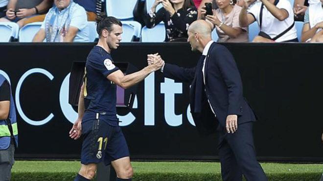 Zidane giữ Bale ở lại - Bóng Đá