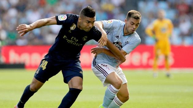 Casemiro nói về Bale - Bóng Đá