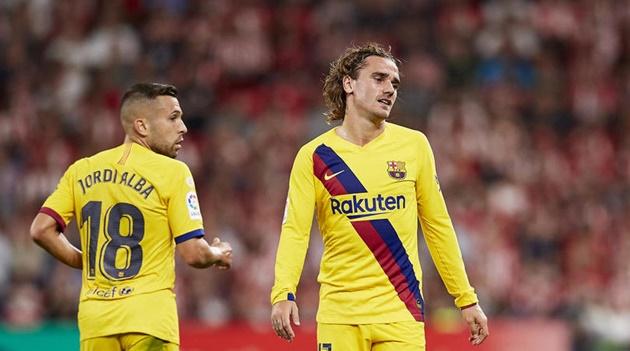 Tại sao Griezmann không được mặc áo số 7 Coutinho để lại - Bóng Đá