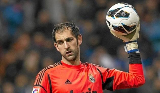 Real Madrid muốn tìm một thủ môn như Diego Lopez - Bóng Đá