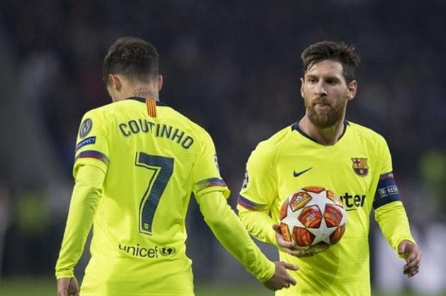 Rivaldo cho rằng Coutinho đi là tại Messi - Bóng Đá