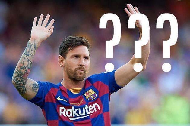Messi 16 tuổi ký hợp đồng với đội hạng 3 Na Uy - Bóng Đá