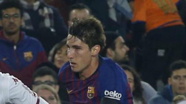 Schalke mua Juan Miranda của Barca - Bóng Đá