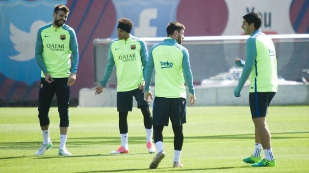 Bartomeu không nhiệt tình vụ Neymar, các cầu thủ Barca nổi giận - Bóng Đá