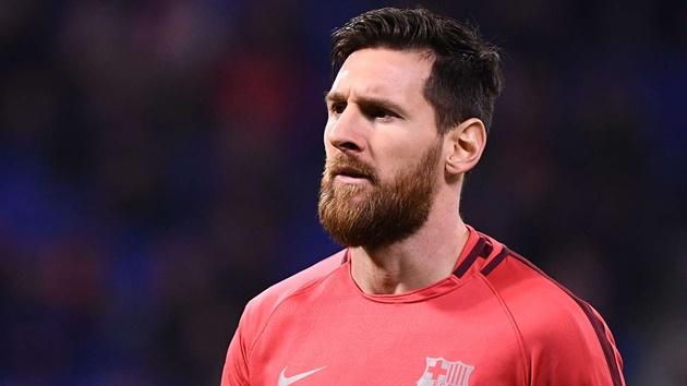 HLV Betis muốn Messi bị cảm không thể thi đấu - Bóng Đá