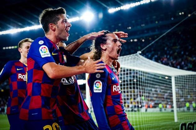 Antoine Griezmann: Ánh hào quang mới tại Camp Nou - Bóng Đá