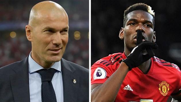 Chuyên gia dự đoán Pogba sẽ mâu thuẫn với Zidane nếu gia nhập Real - Bóng Đá