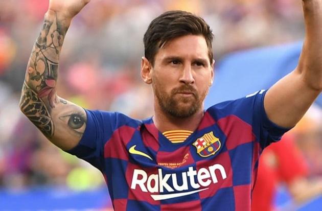 Tiết lộ điều khoản thú vị trong hợp đồng giữa Barca và Messi - Bóng Đá