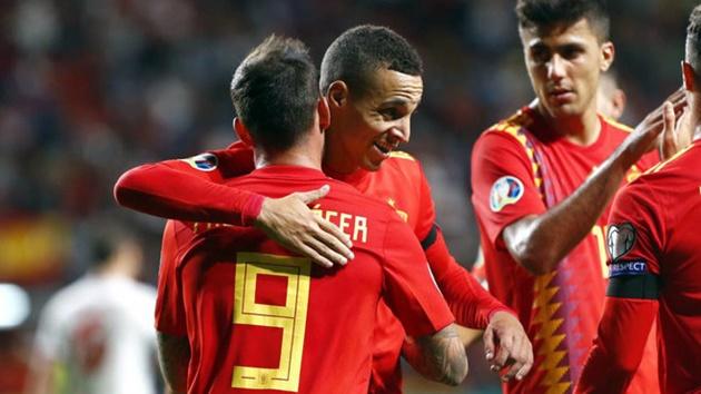 Rodrigo Moreno nói về việc không thể chuyển đến chơi cho Atletico - Bóng Đá