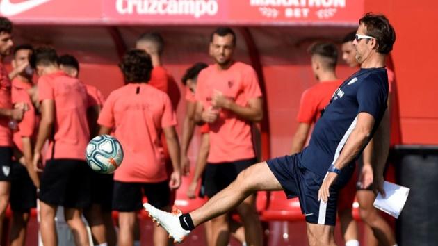 Lopetegui: Chicharito là cầu thủ mà Sevilla cần - Bóng Đá
