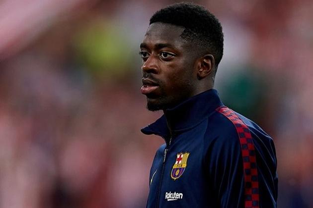 Boateng nói Ousmane Dembele là đứa trẻ nhỏ - Bóng Đá