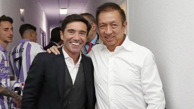 Lý do khiến Marcelino bị sa thải - Bóng Đá