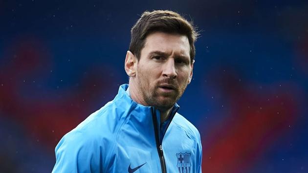 Messi muốn Ousmane Dembele thi đấu chuyên nghiệp hơn - Bóng Đá