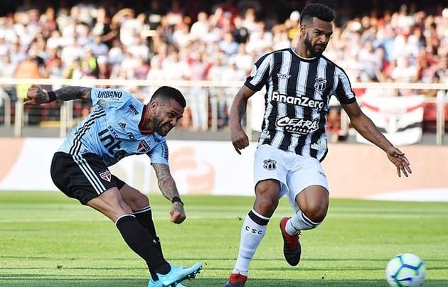 Dani Alves nói có thể trở lại Barca - Bóng Đá