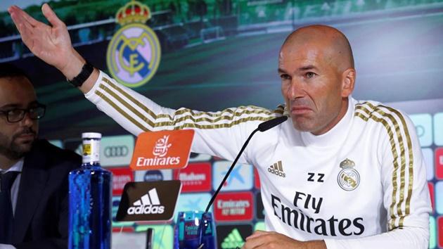 Zidane responds to Bale's 'scapegoat' comment - Bóng Đá