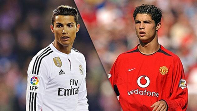 Cristiano Ronaldo signed Real Madrid agreement 24 hours before Man Utd game vs Tottenham - Bóng Đá