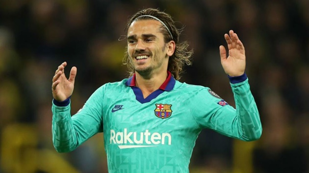 Griezmann says Messi and Suarez relationships need time to develop after Barca draw blank at Dortmund - Bóng Đá