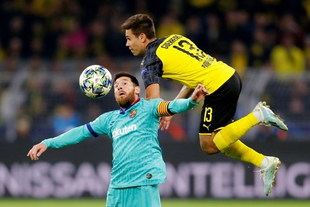 Valverde nói về Messi - Bóng Đá
