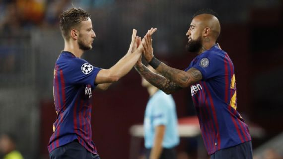 Transfer Talk: Barca to offload Rakitic, Vidal, Umtiti in January fire sale - Bóng Đá