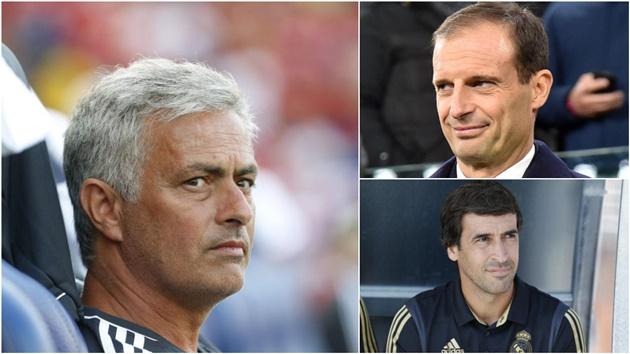 NHM Real bầu Mourinho lên ghế nóng - Bóng Đá