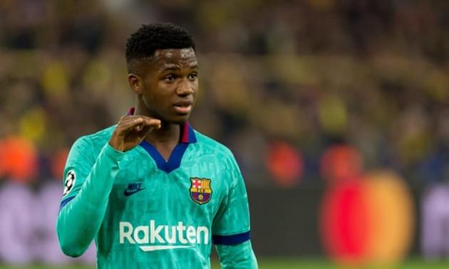 LA LIGABarcelona: Fans not thrilled about Ousmane Dembele's potential return - Bóng Đá