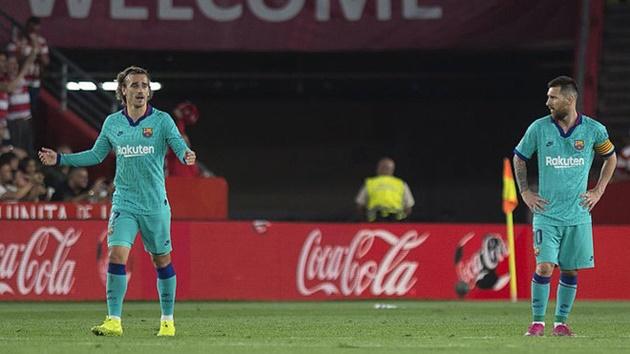 Barcelona's worst league start in 25 years - Bóng Đá