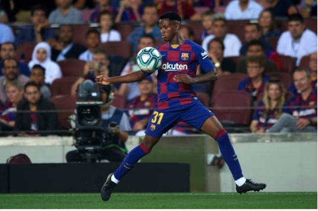Ansu Fati to Spain's under-17s? Send him straight to the senior team! - Bóng Đá