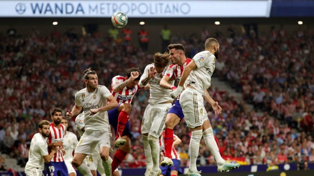 Derby positives for Real Madrid and Atletico - Bóng Đá
