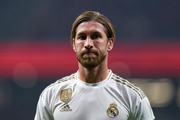 Real Madrid's Sergio Ramos could miss Barcelona clash after Madrid derby allegation - Bóng Đá