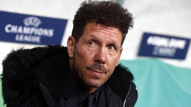 Simeone on Thomas: I could say so many things, but I have to shut up - Bóng Đá