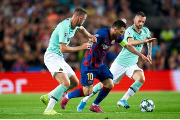 'I am still getting started': Lionel Messi fires a warning to the rest of Europe after inspiring Barcelona to comeback victory over Inter Milan - Bóng Đá