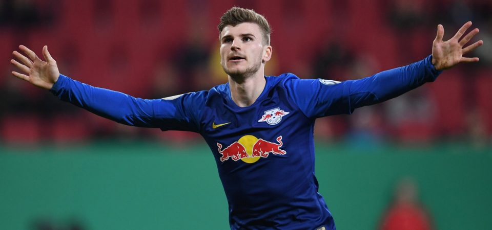 Barcelona's reported target Timo Werner would be a breath of fresh air at the club - Bóng Đá