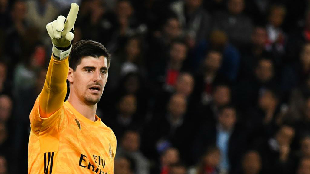 Courtois to MARCA: If you want to be a Real Madrid goalkeeper, you have to accept this pressure - Bóng Đá