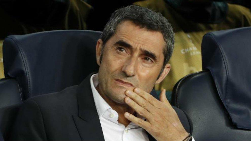 Barcelona fans react to Jordi Cardoner's update on Ernesto Valverde - Bóng Đá