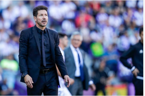 "Simeone: ""It was a tough game, but we gave it our all"" - Bóng Đá"