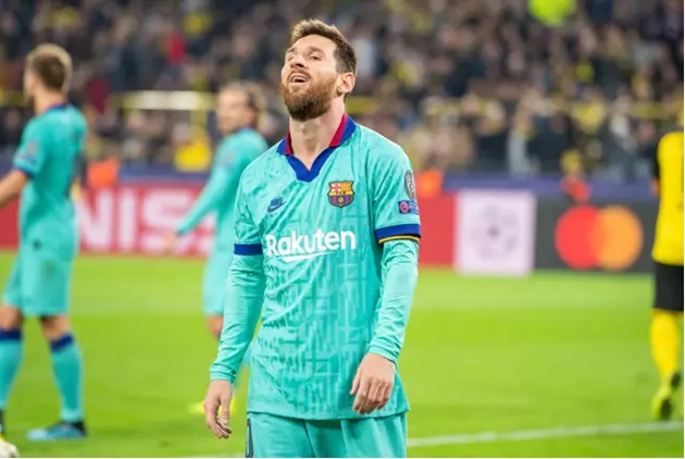 Lionel Messi Admits For The First Time That He Wanted To Quit Barcelona In Recent Interview - Bóng Đá