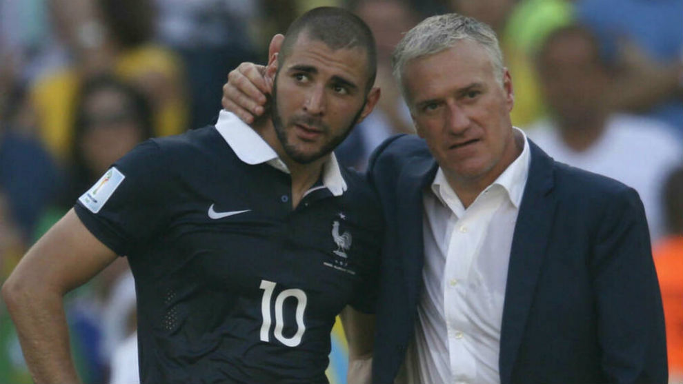 Deschamps: Benzema's return wouldn't be good for France - Bóng Đá