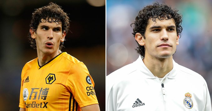 Jesus Vallejo reveals Real Madrid encouraged him to join Wolves on loan despite offers from across Europe - Bóng Đá