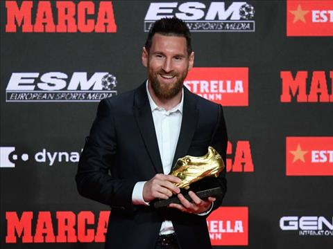 Messi cho rằng Suarez và Alba giúp anh có chiếc giày vàng - Bóng Đá
