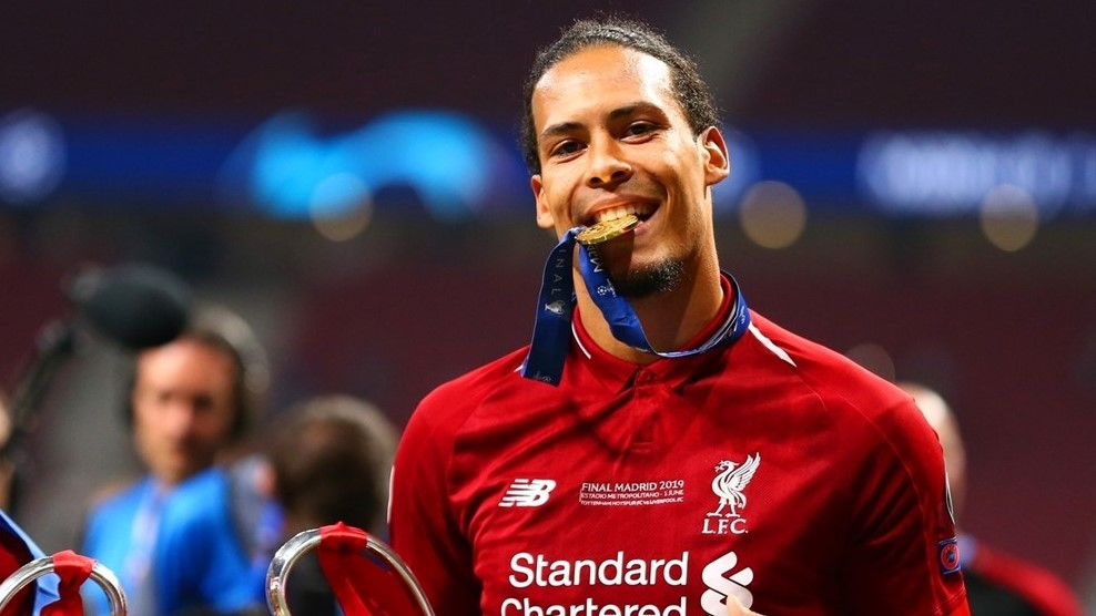Barcelona want Virgil van Dijk next summer - Bóng Đá