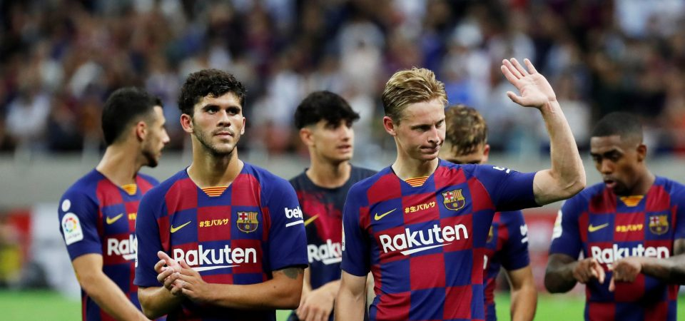 Barcelona fans react to another Carles Alena omission from the squad - Bóng Đá