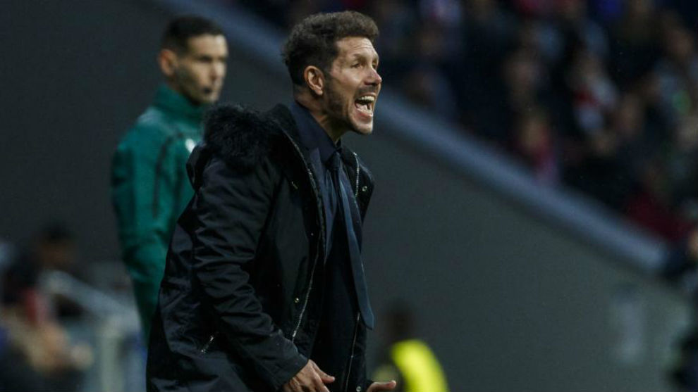 Simeone: I feel good when I see passion and today Atletico had passion - Bóng Đá