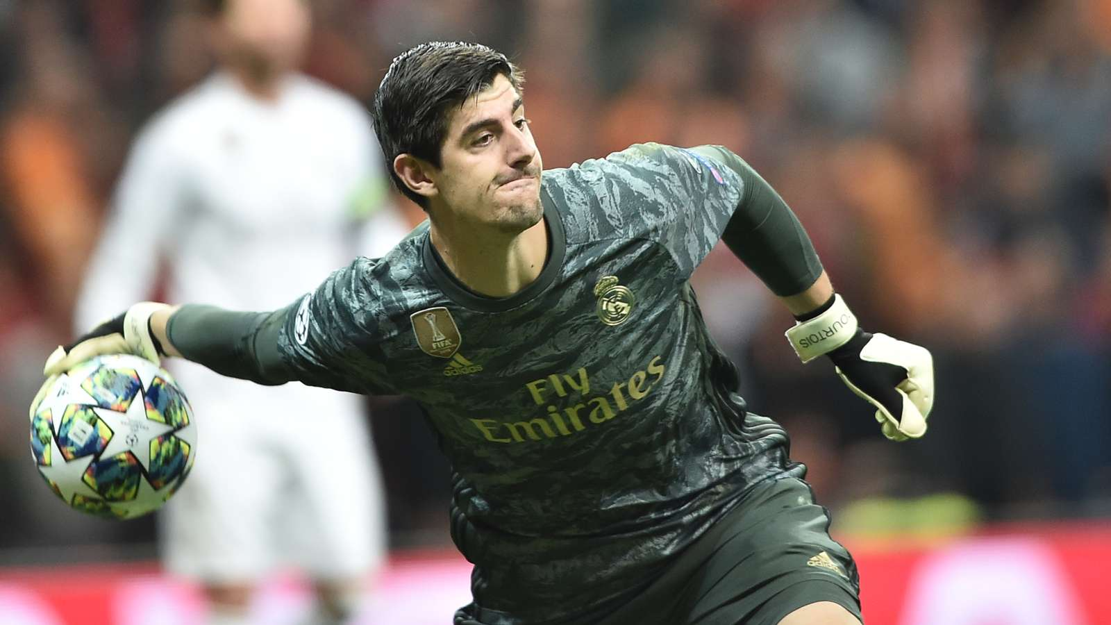 Zidane happy for Courtois after Real Madrid keep Champions League clean sheet - Bóng Đá