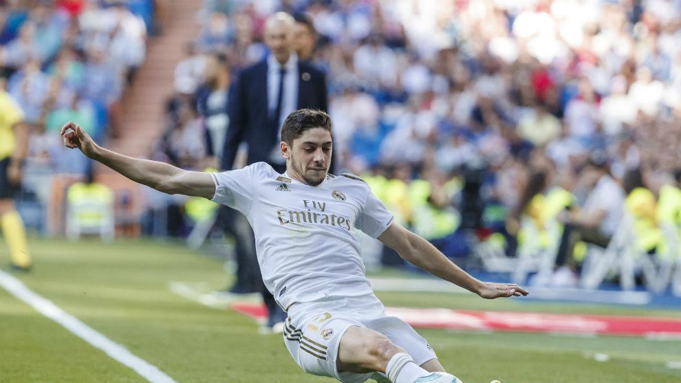Federico Valverde form to scupper Christian Eriksen Real Madrid move? - Bóng Đá