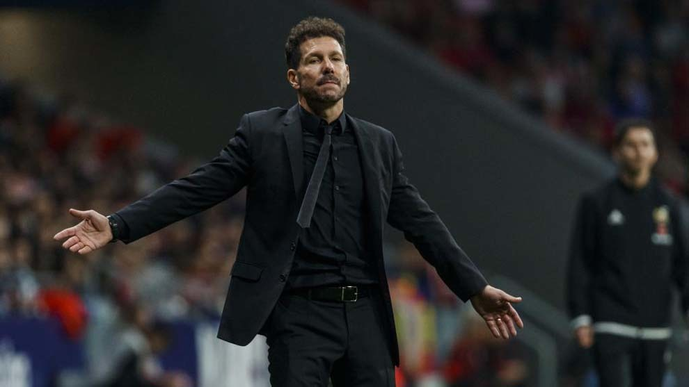 Simeone: Atletico Madrid fans are the best around - Bóng Đá