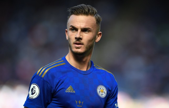 Man United fans have urged the club to sign James Maddison in the upcoming transfer windows - Bóng Đá