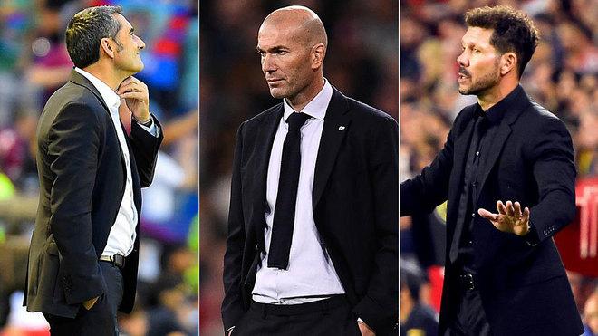 Barcelona, Real Madrid và Atletico Madrid: CLB nào tệ hơn? - Bóng Đá