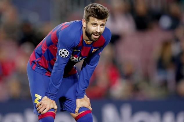 Piqué aims slight jibe at Valverde's tactics after goalless draw vs Slavia - Bóng Đá